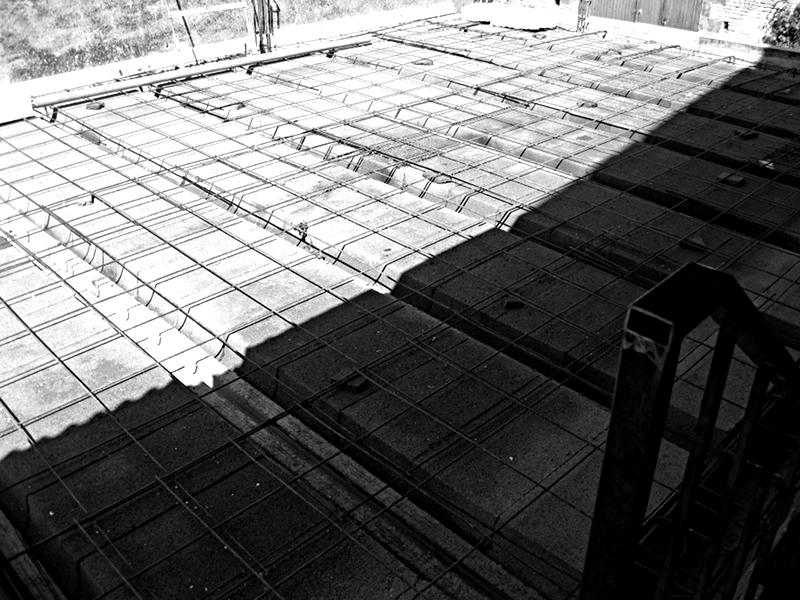Chantier Extension 1 Plancher Etage