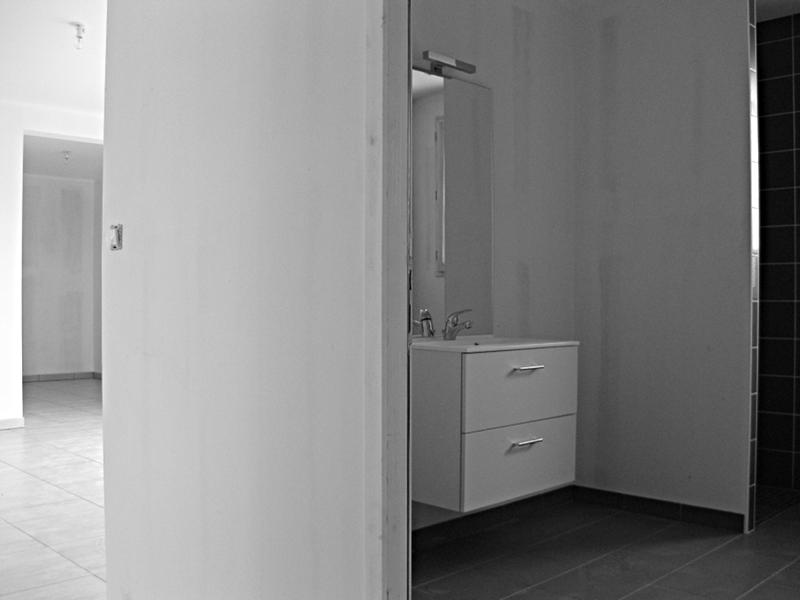 Chantier 3 cg salle de bains