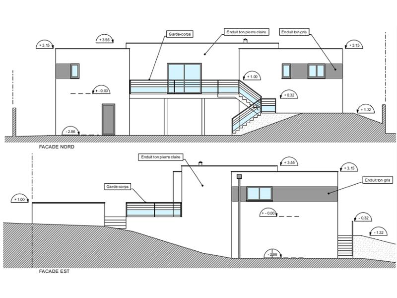 33CS - facades